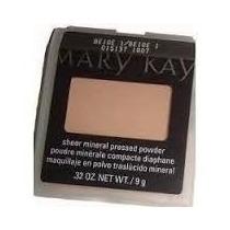 Mary Kay Pó Compacto Mineral Beige 1 - Super Oferta!