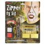 Traje Do Vampiro - Halloween Zipper Fx Kit Pintura De Rosto