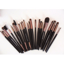 Pinceis De Maquiagem Kit 20 Pinceis - Envio Imediato