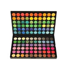 Paleta Sombras 120 Cores - Matte - Shimmer - Pronta Entrega