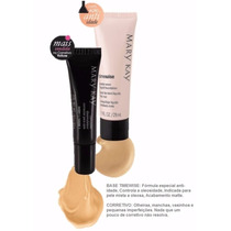 Mary Kay Base Timewise Matte Beige 5 + Corretivo Yellow