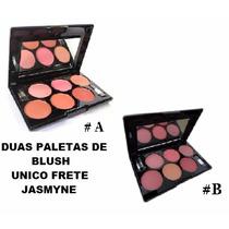 Paleta Blush Jasmine Kit Maquiagem Pronta Entrega!