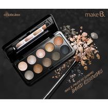 Make B. Palette De Sombras Baked Essentials Boticário