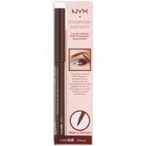 Caneta Delineadora De Sobrancelhas Nyx Eyebrow Marker Deep