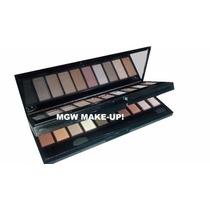 Paleta De Sombras Igual Naked Neutras 20 Cores Kit Maquiagem