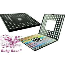Paleta Sombra Ruby Rose 98 Cores Hb 9326