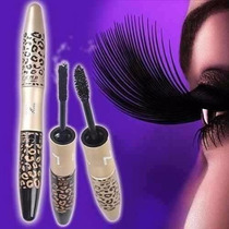 Rimel Leopard=mascara *gel+fibraflamingo* Pronta Entrega