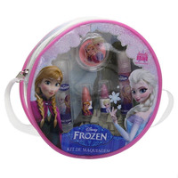 Bolsa De Beleza Frozen Disney Original - Beauty Brinq