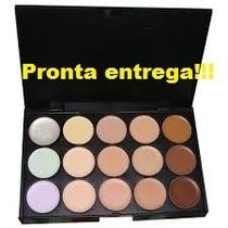 Paleta 15 Corretivos E Bases No Brasil Pronta Entrega!!!