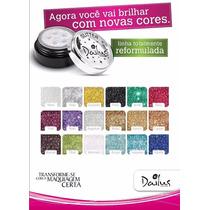 Glitter Sombra Dailus Kit Com 08 Cores Á Escolher!!!