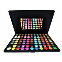 Kit Com 88 Cores Sombras Shimmer - 3d - Profissional - Tango