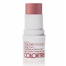 Avon Color Trend Bastão 3 Em 1 ***rosa Suave***