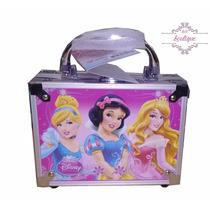 Kit Maleta Infantil Princesas - Pronta Entrega