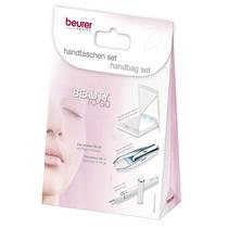 Kit De Beleza Beurer Beauty To Go Espelho / Pinça / Manicure