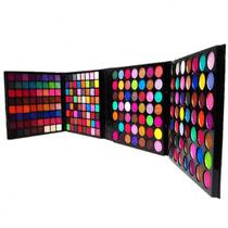Estojo De Maquiagem 3d Com 226 Cores Altamente Pigmentadas -