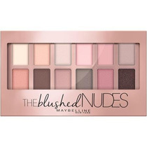 Maquiagem - Sombra Maybelline New York The Blushed Nudes Eye