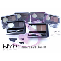 Nyx Eyebrow Cake Powder Original Kit Sobrancelhas