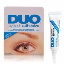 Duo Eyelash Adhesiv-white Waterproof - Cola P/ Cílios 7g