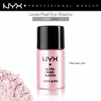Sombra Pigmento Ultra Pearl Mania Pérola Nyx