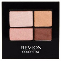 Quarteto De Sombras Color Stay Eye Shadow Decadent Revlon