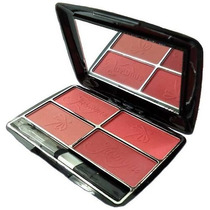 Paleta Kit Blush Jasmyne 4 Cores Tons