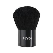 Pincel Maquiagem Nyx B24 Kabuki Para Pó / Blush / Base