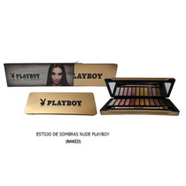 Paleta De Maquiagem 12 Cores - Playboy (naked)