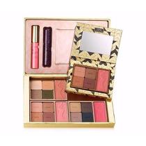 Tarte Home For The Holidaze Kit Sombras+blush Pronta Entrega