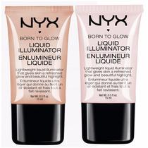 Iluminador Líquido Nyx -para Tornar Sua Pele Ainda Mais Bela