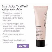 Base Liquida Mary Kay Efeito Matte 29 Ml