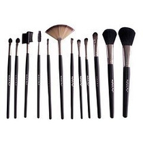 Maquiagem Kit Maquiagem Luxo 12 Pinceis Macrilan