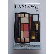 Kit Estojo De Maquiagem Lancôme Paris - Absolu Voyage - 17pç