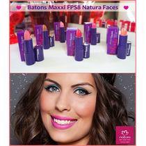 2 Batons Natura Faces Promoção + Brinde Aproveite R$15,90