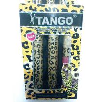 Kit Delineador + Rímel + Gloss Labial - Leopardo - 4d Tango