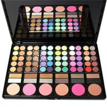 Maquiagem Profissional - Paleta De Sombras 78 Cores - P78#1
