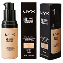 Base Líquida Hd Nyx - Medium Hdf 05
