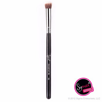 Sigma Makeup Pincel Synthetic Precision Plano P80!