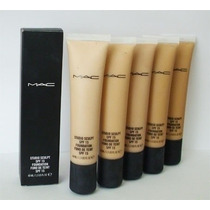 Kit5 Unidades Base Mac Studio Sculpt Spf 15 Foundation 40 Ml