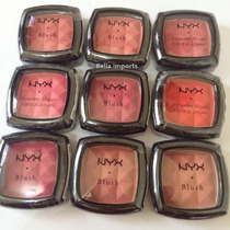 Blush Nyx Powder Várias Cores Original - Pronta Entrega