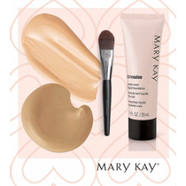 Kit 2 Trios De Sombras + 2 Bases Timewise Mary Kay
