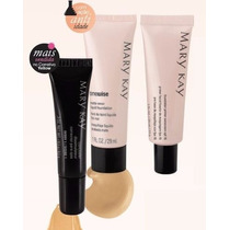 Mary Kay -kit Base Beige 5 + Corretivo Yellow + Primer