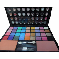 Kit Sombra 3d Belle Angel 36cores +2 Blushes G039 !!
