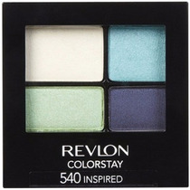 Quarteto De Sombras Color Stay Eye Shadow Inspired Revlon
