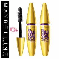 Rímel Maybelline The Colossal, The Rocket Ou The Falsies