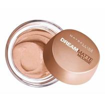 Dream Matte Mousse Base Facial Nude Maybelline