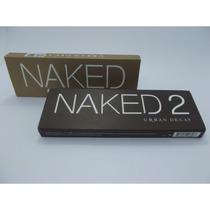 Paleta De Sombras Naked 1 Ou Naked 2 Urban Decay+frete