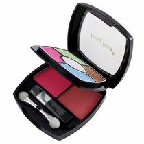 Kit Maquiagem Ruby Rose 2blush+5sombras