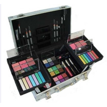Maleta Maquiagem Profissional Com 58 Itens + Brinde Avon !!!