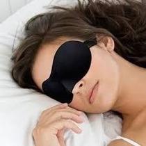 Máscara Para Dormir - Tapa Olhos 3d Durma Bem Frete Gratis
