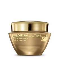 Renew Ultimate 7s Creme Restaurador Anti-idade 45+ Fps 25